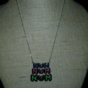 New NomNomNom necklace FREE WITH PURXHASE